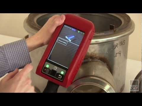 WiKi-SCAN Portable Inspection Welding Inspection