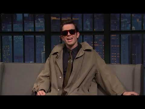 John mulaney breaking down over the royals