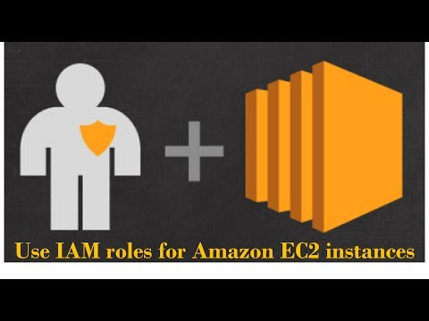 Access S3 buckets from EC2 instances with IAM role