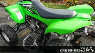"6. 2004 Kawasaki KFXâ""¢700 V Force Sport Utility - East Coas..."