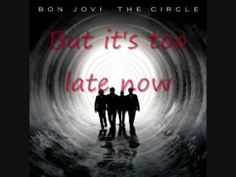 BON JOVI - Bullet (audio)