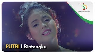Video Putri - Bintangku | Official Video Clip MP3, 3GP, MP4, WEBM, AVI, FLV Januari 2019