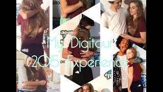 My Digitour 2015 VIP Experience