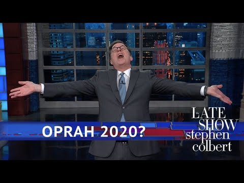 How An Oprah Presidency Would Look