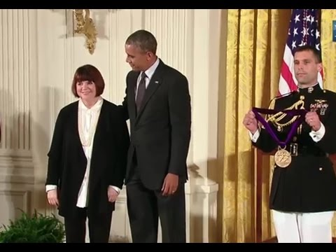Linda - Tucson native Linda Ronstadt was awarded a National Medal of Arts by President Barack Obama on Monday. The White House cited the singer's