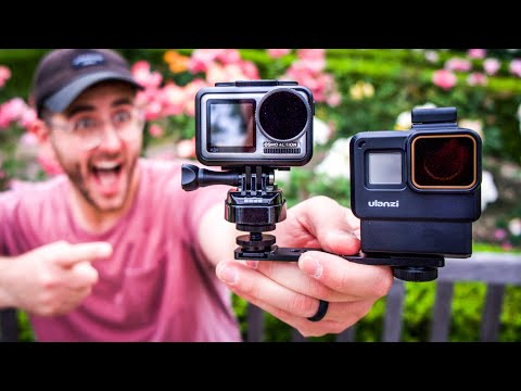 DJI Osmo Action VS. GoPro Hero 7 - THE ULTIMATE COMPARISON!!! **better than our first one**