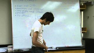 Lab 2: Solar Power Measurement, Part I: Lecture