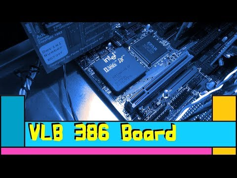 386/486 System With VLB Slots
