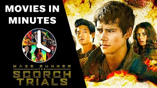 Nonton Maze Runner  The Scorch Trials In 4 Minutes  Movie Recap  Film Subtitle Indonesia Streaming Movie Download