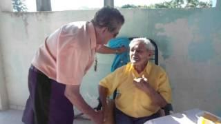 Silvino Leite das Neves Visita de seus irmãos depois de muitos anos sem se verem