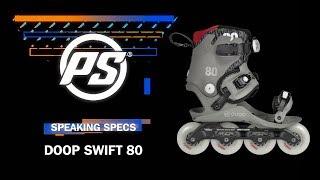 Inlines Powerslide DOOP Swift 4x80 TRINITY