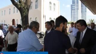Zeytinburnu Belediye Başkanı Murat Aydın Halkla Bayramın 1  Günü Bayramlaştı