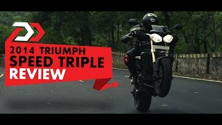 4. Triumph Speed Triple : Review: PowerDrift