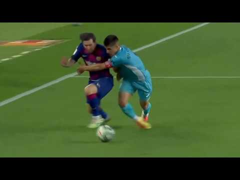 The only way to stop Lionel Messi 2020 🔵🔴