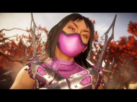 Mortal Kombat 11 - MILEENA Gameplay Trailer @ 4K (60ᶠᵖˢ) ✔