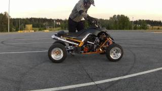 Video Drifting with my Raptor 700 MP3, 3GP, MP4, WEBM, AVI, FLV Agustus 2017