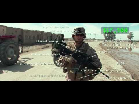 War Dogs 2016 - War is Economy Starting Scene