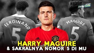 Video Harry Maguire & Sakralnya Nomor 5 Di Manchester United MP3, 3GP, MP4, WEBM, AVI, FLV Agustus 2019