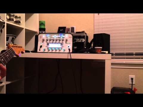 Kemper Profiling Amp - Clean, Light Break-Up, Delay, and Reverb