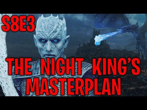The Night King's Secret Masterplan Confirmed? | Game of Thrones Season 8 Episode 3