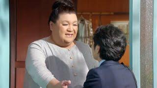 """""""歯周トラブル""""解決!優しさ溢れる笑顔のマツコ婦人/花王ピュオーラCM30秒"""