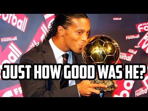 Exactly How Good Was Ronaldinho?
