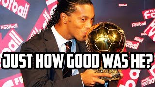 Video Exactly How Good Was Ronaldinho? MP3, 3GP, MP4, WEBM, AVI, FLV Juli 2019
