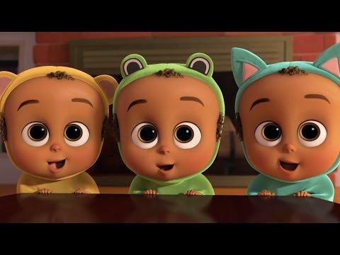The Boss Baby   official trailer #2 (2017) Alec Baldwin