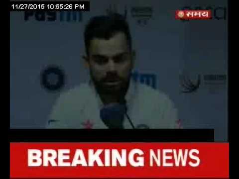 भारत ने नागपुर टेस्ट जीता