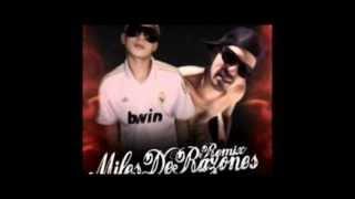 Video Lucas De Ph Y El Loco Frankachela - Miles De Razones MP3, 3GP, MP4, WEBM, AVI, FLV April 2019