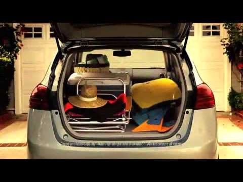 Nissan Commercial for Nissan Rogue (2010) (Television Commercial)