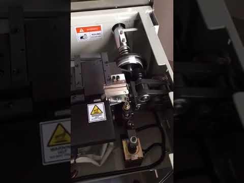 Máy đóng đai bán tự động JN740