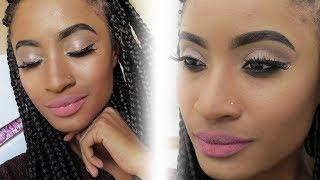 Hoje eu trouxe uma maquiagem super linda, rápida e extremamente fácil para o dia dos namorados, uma maquiagem feita especialmente para iniciantes com produtos nacionais e acessíveis. Venham ver!!♥E-MAIL PARA CONTATOcontato.giselelopes@gmail.com♥ME SIGA NO INSTAGRAMwww.instagram.com/giselelopescanal♥ ME SIGAM NO FACEBOOKwww.facebook.com/NegraVaidosaMakeup