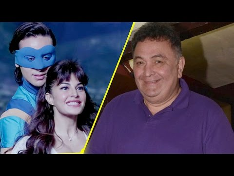 Rishi Kapoor Watches Tiger Shroff And Jacqueline F