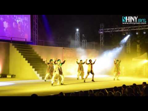 Bollywood Express Festival International De Carthage 2014, Shinymen.com (видео)
