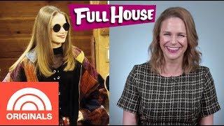 Video Andrea Barber Of 'Full House' Relives Kimmy Gibbler's Best Moments | TODAY Originals MP3, 3GP, MP4, WEBM, AVI, FLV Desember 2018