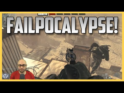 Welcome To The Failpocalypse! Michael Myers (Call of Duty Modern warfare 2)