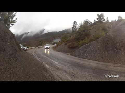 Vídeo Bryan Bouffier librando en el Rally Montecarlo 2014