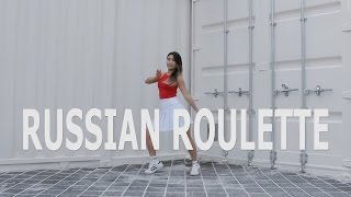 Red Velvet 레드벨벳_러시안 룰렛 (Russian Roulette)_ Lisa Rhee Dance Cover