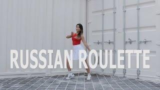 Red Velvet 레드벨벳_러시안 룰렛 (Russian Roulette)_ Lisa Rhee Dance Cover