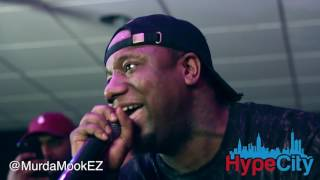 The Real Exposure Show Hosts Murda Mook and Oun-P for the Hottest in the City Cypher