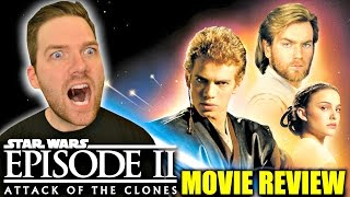 Star Wars: Episode II - Attack of the Clones - Movie Review
