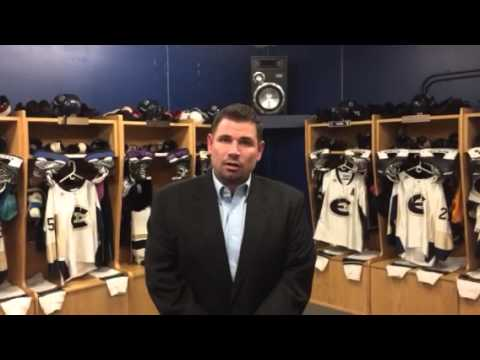 WHKY: Coach Strand recaps 8-0 win over Finlandia