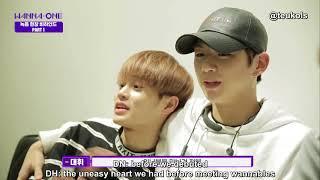 [ENG] Wanna One Beautiful Recording BTS (Part 1)