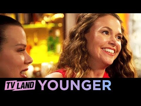 The Gelato & the Pube | Younger Insider (Season 4) | TV Land