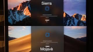 Speed Test Macos Sierra Vs Mojave