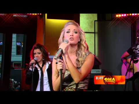 Video Carrie Underwood - Ever Ever After (Good Morning America 12.11.2007) HD-720P download in MP3, 3GP, MP4, WEBM, AVI, FLV February 2017