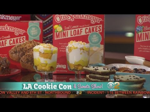 Photos: Cookies, Cakes And More At The L.A. Cookie Convention