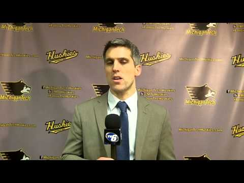 Assistant Coach Whitten Postgame Interview vs. UAH, 2-7-14