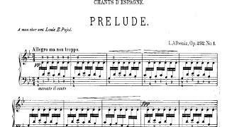 Download Lagu Isaac Albéniz: Cantos de España Op. 232 (1898) Mp3